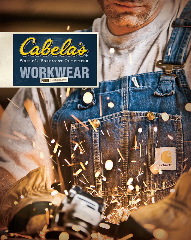 Cabela's 2009 Workwear