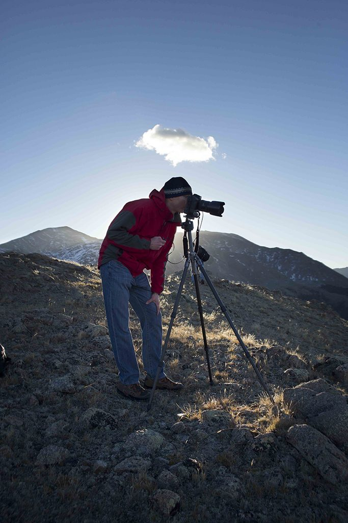 Behind The Scenes At The Canon Aspen Workshop
