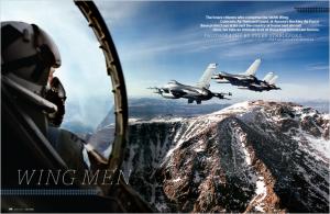 Fighter Pilots over Colorado