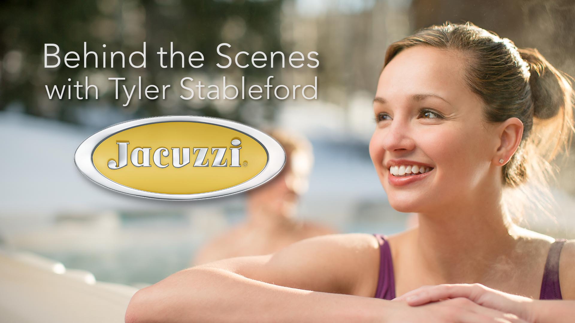 jacuzzi photo shoot